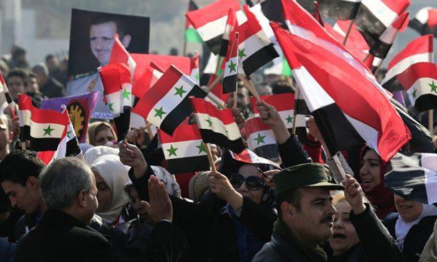 الحرب السورية.. عرَّت الجميع