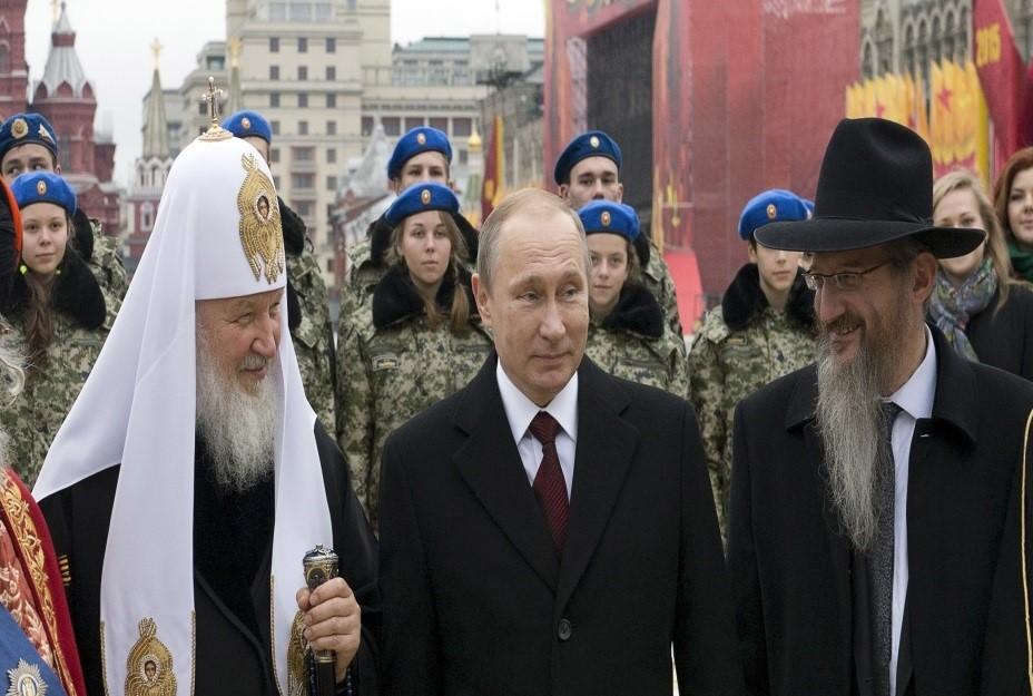 بوتين: منقذ اليهود وحامي المسيحيين في سوريا