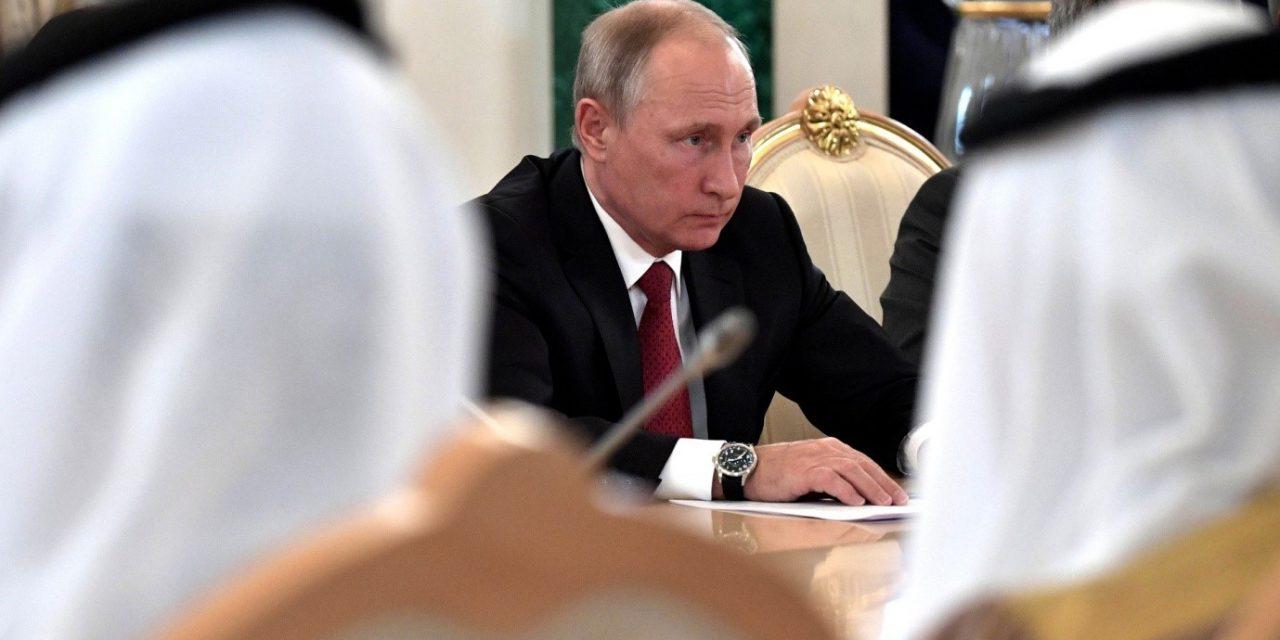 """قراءة للسياسة الخارجية الروسية خلال """"الربيع العربي"""""""