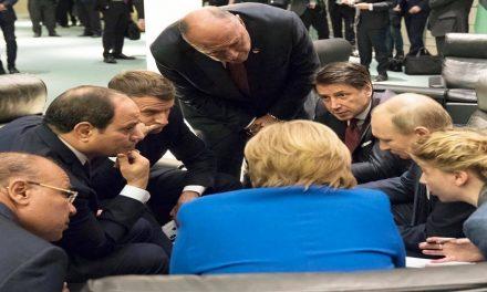 """""""مؤتمر برلين"""": تقاسم النفوذ تمديد للأزمة"""
