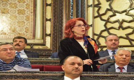 أريسيان: إدانة مجلس الشعب للإبادة الأرمنية خطوة متقدمة