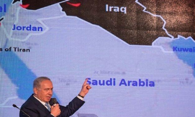 إرتفاع المؤشر الصهيوني وتراجع المؤشر العربي عبر قرن من الزمان