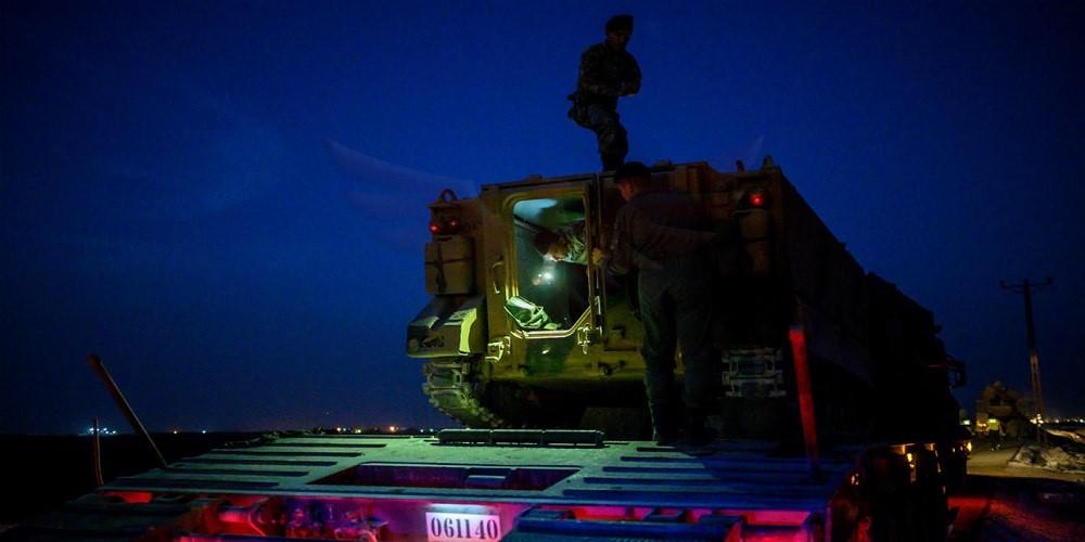 ما هو سبب الحشد العسكري التركي في الشمال السوري؟