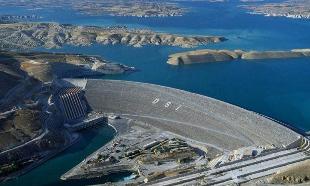"""سد """"إليسو"""".. وحرب المياه التركية"""