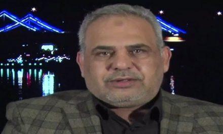 """العبودي: العراق جزء من """"صفقة القرن"""""""