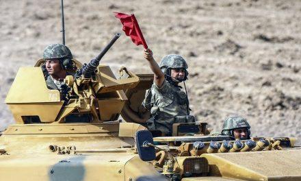 الوجود العسكري التركي في شمال العراق