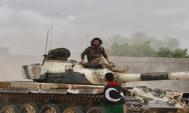 الشمال الأفريقي وتحديد الأدوار في ليبيا