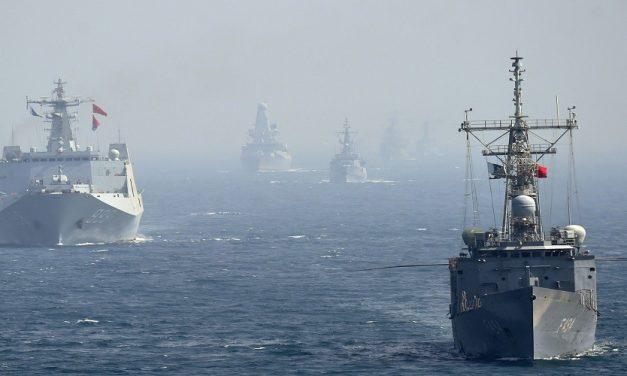 """""""البحر المفتوح"""": تدريبات عسكرية على السيطرة الإقليمية"""