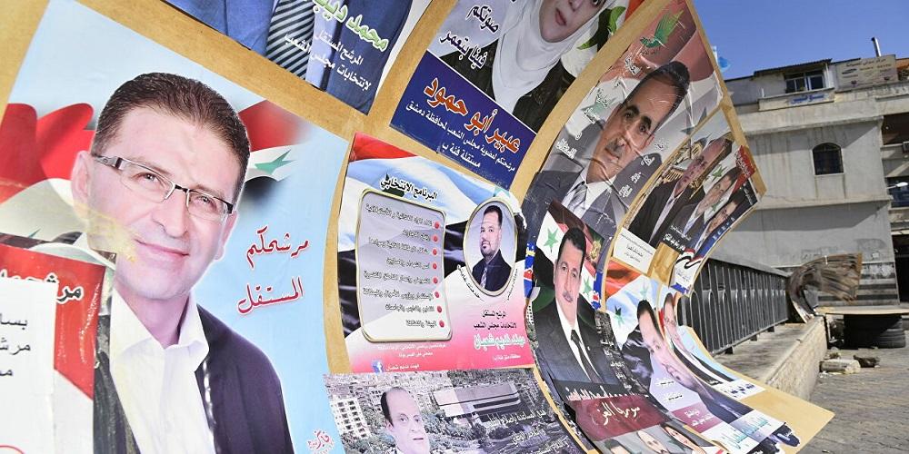 الإنتخابات التشريعية.. رهان سوري جديد