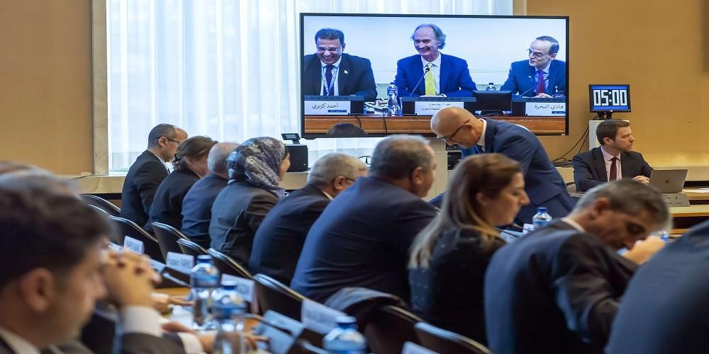 إحياء اللجنة الدستورية السورية وإمكانية الحل السياسي