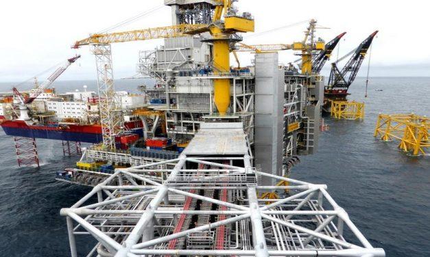 أهمية الخليج العربي والنفط