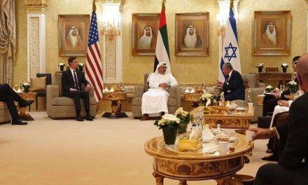 هل تبني إسرائيل ببطء تحالفاً عسكرياً في الخليج العربي؟*