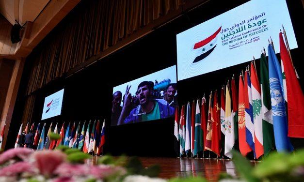 رضا: الإسراع بحل ملف اللاجئين إحراج للغرب