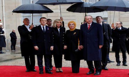 حرب ماكرون – أردوغان: المصالح فوق الدين
