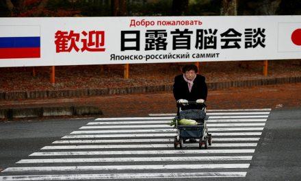 مستقبل العلاقات الروسية – اليابانية في عهد رئيس الوزراء الياباني الجديد
