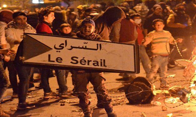"""ليلة """"حرق"""" طرابلس.. هل تدخلت قوى خارجية لحسم تشكيل الحكومة؟*"""