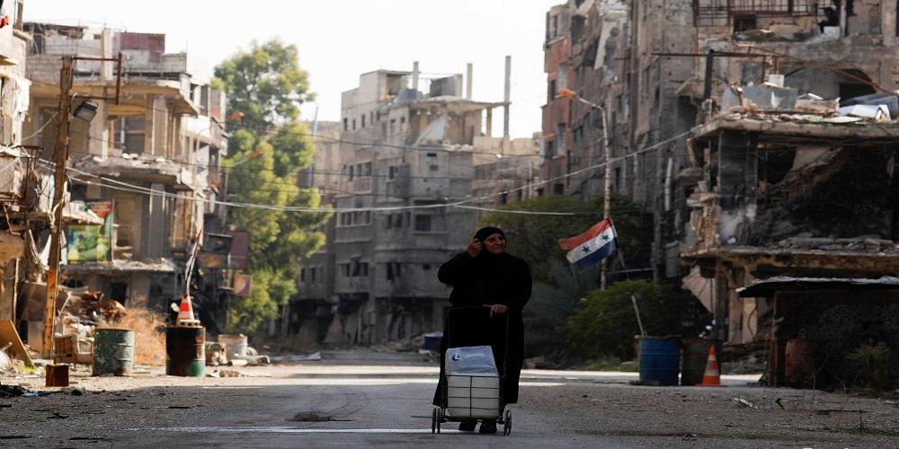 المشهد السوري.. إلى أين؟