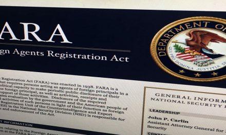 """قانون """"فارا"""".. كي لا تقع واشنطن في """"شر"""" سياساتها"""
