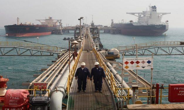 آفاق صادرات النفط الإيرانية في العام 2021