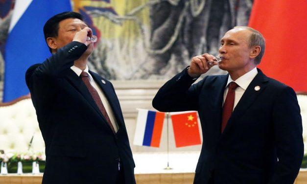 التقارب الصيني – الروسي وتأثيره على التوازنات في الشرق الأوسط