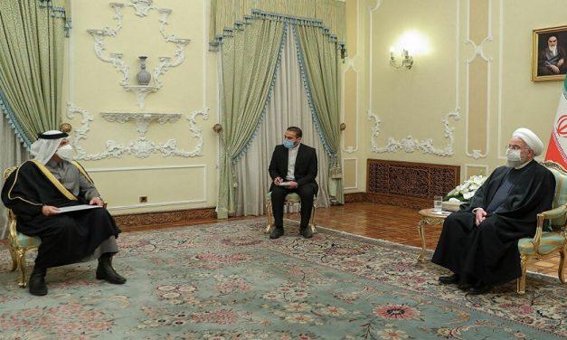 إيران والدور القطري المختلف في المنطقة
