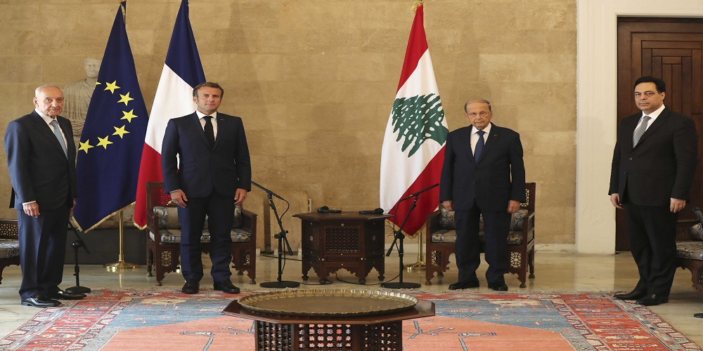 إحتجاجات طرابلس وزيارة ماكرون تعطي زخماً لتشكيل الحكومة اللبنانية