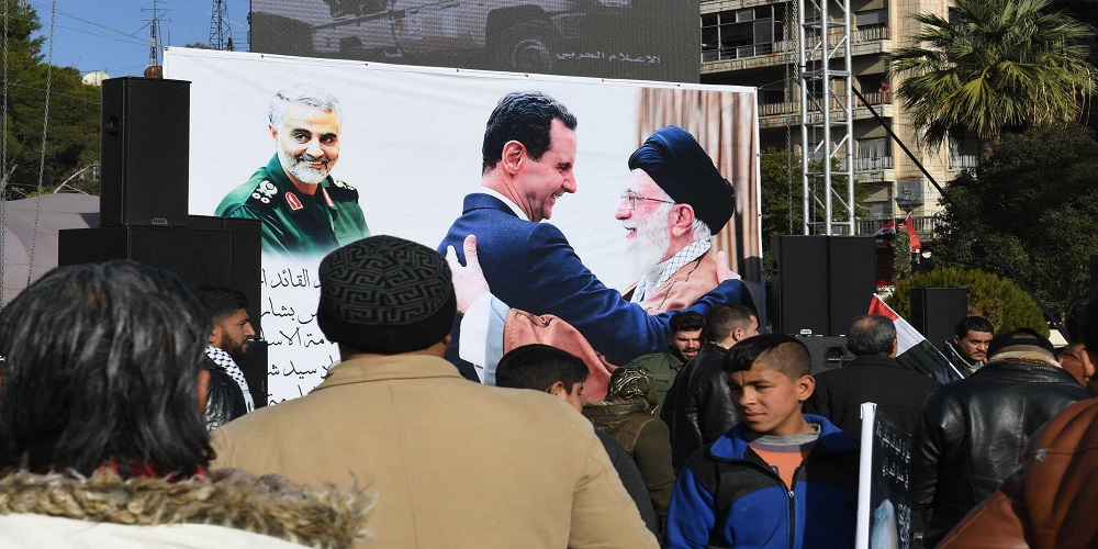 الحسابات السعودية لمواجهة المشروع الإيراني في سوريا