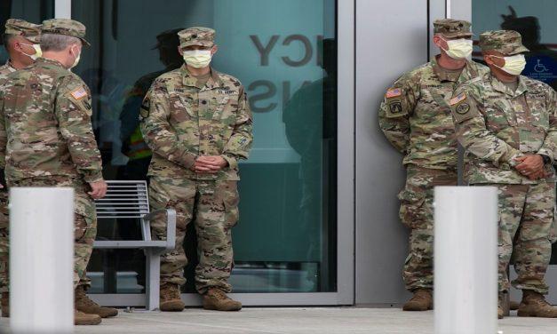الولايات المتحدة تواجه الوباء بقوانين الحرب العالمية الثانية*