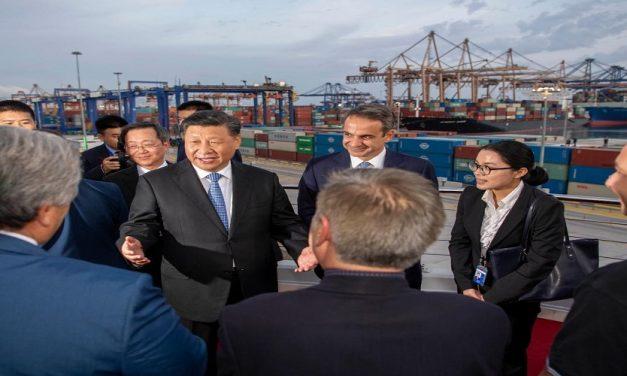 التواجد الصيني في موانئ المتوسط.. بين الإستثمار والصراع (1/2)