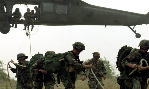 إعادة النظر في وضع القوة الأمريكية في الشرق الأوسط