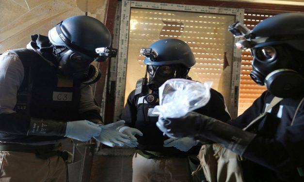 لماذا فُتح ملف الكيميائي السوري مجدداً؟