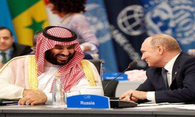 العلاقات مع روسيا.. أكثر من مجرد تلويح