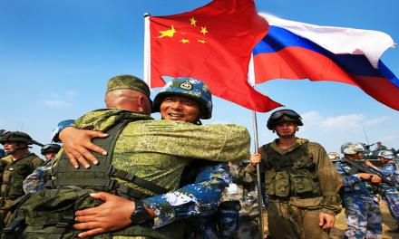 لماذا لا يمكن لروسيا والصين الاتحاد ضد أمريكا؟
