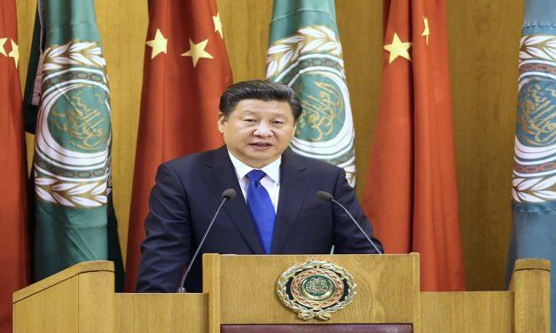 خمس نقاط صينية للشرق الأوسط*