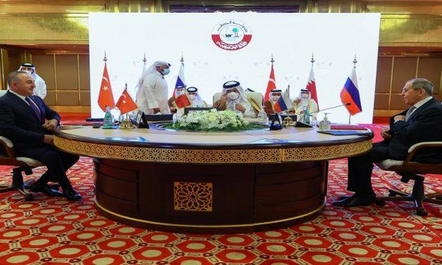 """""""محادثات الدوحة"""".. مسار جديد لحل الأزمة السورية"""
