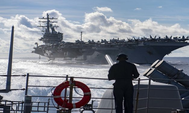 كيف وضع قانون البحار الهند والولايات المتحدة على مسار التصادم؟
