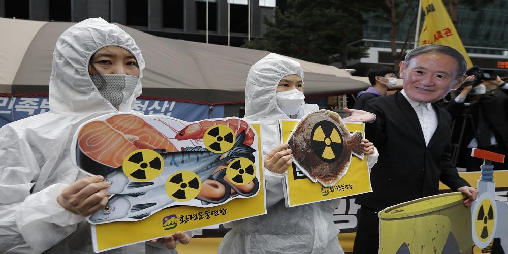 """""""المياه النووية"""".. أزمة جديدة في شرق آسيا"""