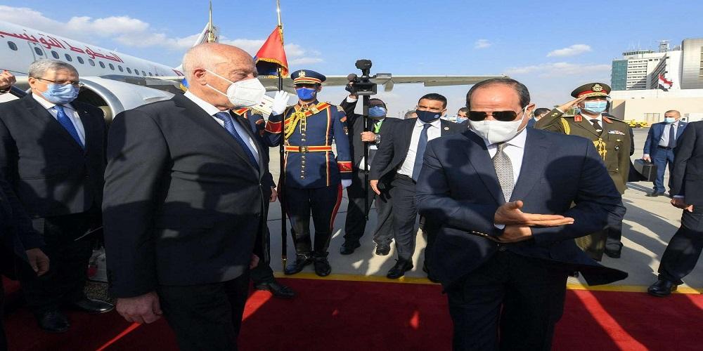 زيارة الرئيس التونسي إلى مصر: الأهداف والنتائج