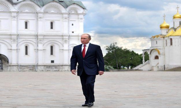 التعديلات الدستورية وآفاق عملية الانتقال السياسي في روسيا