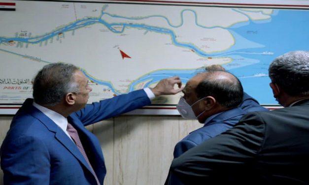 قناة البصرة – اللاذقية: إختصار لخطوط التجارة البحرية بين الشرق الأقصى وأوروبا