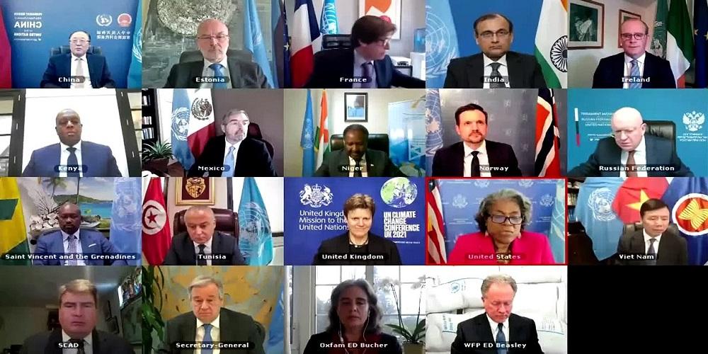 نقد السياسات الدولية
