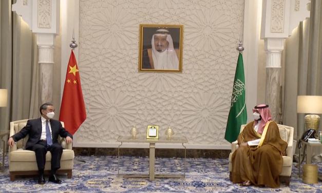 """الصين بعد روسيا.. """"الشرق الأوسط مهم لنا"""""""