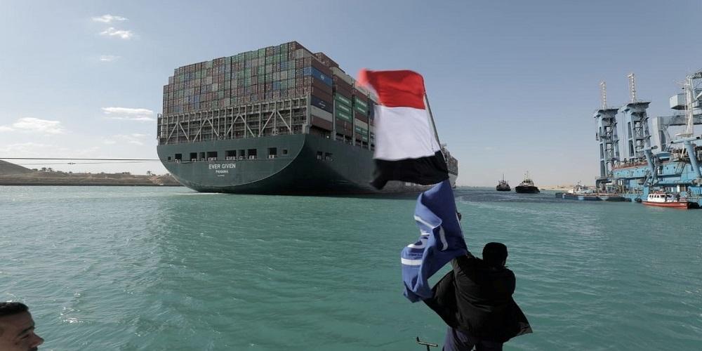 أزمة قناة السويس مستمرة وسفن اليابان تبحث عن طرق بديلة إلى أوروبا