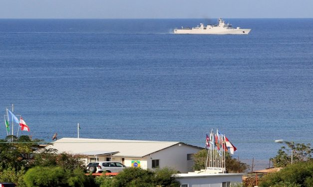 """""""خطوط في البحر"""": النزاع على الحدود البحرية بين إسرائيل ولبنان"""