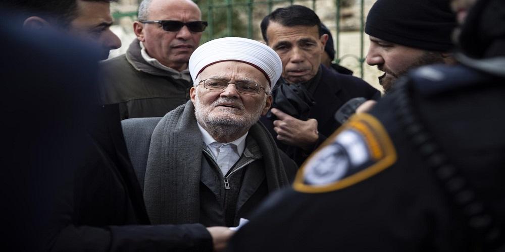 خطيب المسجد الأقصى: أوقفوا وحشية الاحتلال وإحموا القدس من التهويد