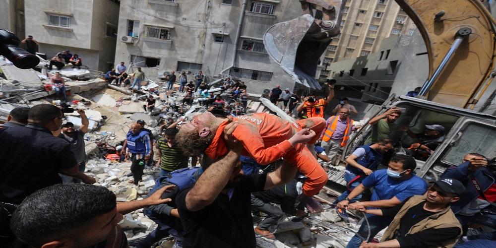 ملاحظات على الموقف الدولي من خطة الإبادة الإسرائيلية للفلسطينيين