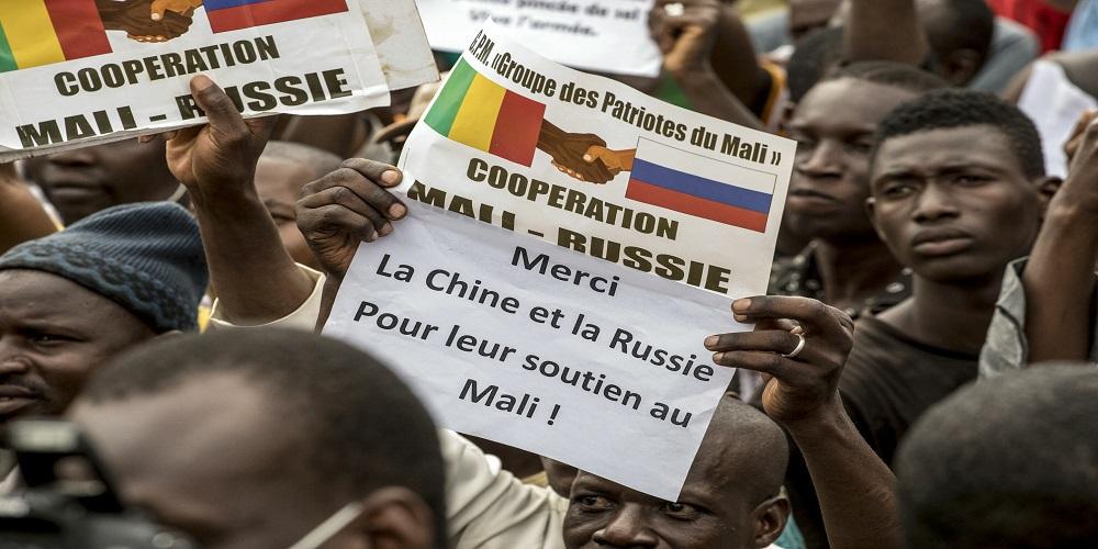 التغلغل الروسي في مالي