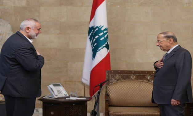 زيارة هنية إلى لبنان: دلالات وتداعيات التوقيت