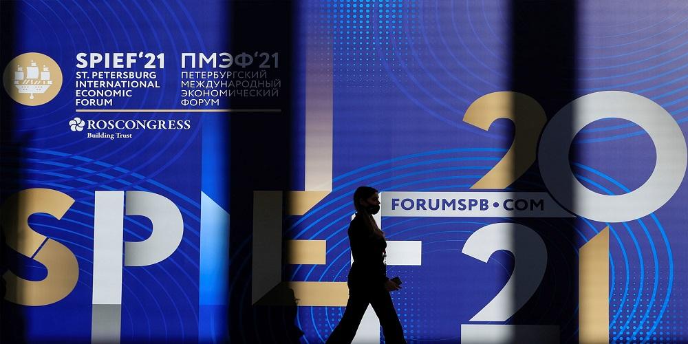 """""""منتدى سان بطرسبورغ"""" يكسب ثقة المستثمر الغربي"""