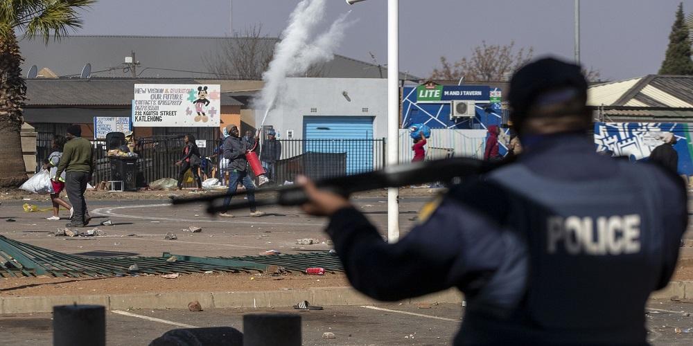 قراءة جيو – سياسية في أحداث جنوب إفريقيا